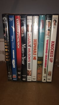 Classic Film (DVD) $5 each or $35 for all