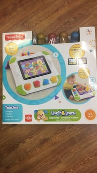 Fisher Price Laugh and Learn New Westminster, V3L 3X5