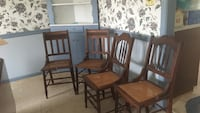 Antique cane chairs Virginia Beach, 23456