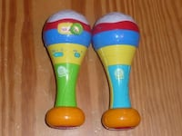 Leapfrog Learn and Groove Counting Maracas Markham