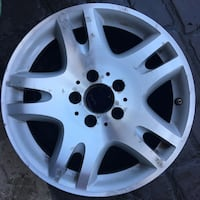 "Wheels/Rims only OEM Mercedes 16"" Toronto, M1S"