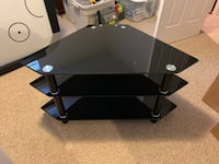 Glass Entertainment Center - FREE Sterling, 20164