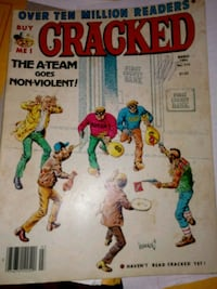 Cracked Collector Magazine Morro Bay, 93442