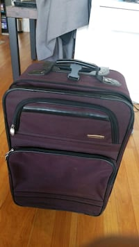 Carry-on suitcase