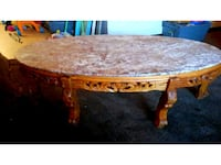 Solid Marble Top Coffee Tables McAlester