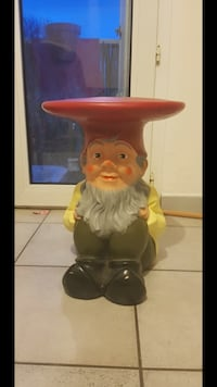 Tabouret nain gnome Kartell Athis-Mons