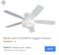 Brand new Ceiling Fans