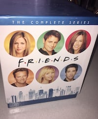 Friends-the Complete Series DVD Box Set