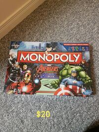 Various Monopoly Games