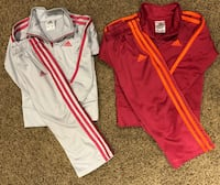 Adidas Girls 3T tracksuits Pickering, L1V 6W7