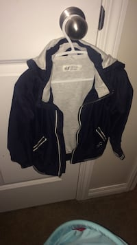 Boys jacket size 3/4 and 3T.