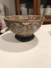 Asian Decorative Bowl