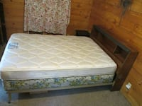 Full size bed ( FREE ) West Bath