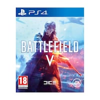 PS4 Battlefield V Oslo