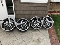 OEM Mercedes C63 amg set Staggered  Brampton, L6S 1L1