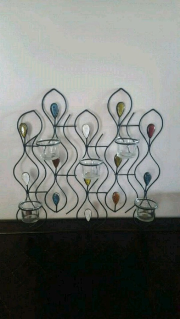 WALL DECOR/SCONCE