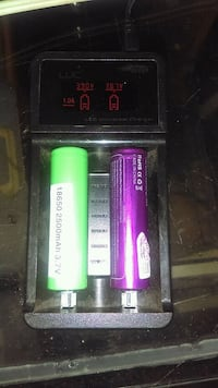 Battery Charger w/ 2 batteries Copperas Cove, 76522