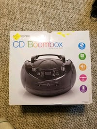 CD BoomBox Anchorage, 99577