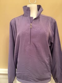 Ladies 1/2 Zip Jacket-Size Medium Gurnee, 60031