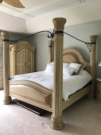 Italian Master Bedroom Set West Friendship, 21794