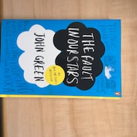 The Fault in our Stars by John Green book Hamilton, L8W 3C9