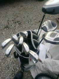 Left-handed clubs and calloway bag Calgary, T2V 0H7