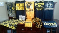 Iowa Hawkeye Fan Gear Silver Lake, 55381