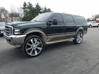 2002 Ford Excursion 137  WB 6.8L Limited 4WD