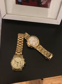 Two Micheal Kors watch's for 60 Jersey City, 07305