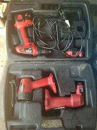 Skil Drill/ light/ air gun combo Tinley Park, 60477