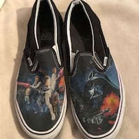 Star Wars Vans size 12 US Burnaby, V5G 3X4