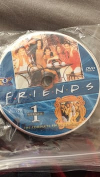 Season 1 of friends