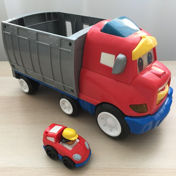 Zig le camion transporteur - Fisher-Price Wheelies - Zig the Big Rig aca0ef0c-cdff-436f-b583-660c726fee67