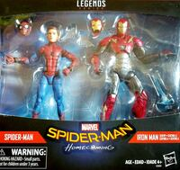 Legends Series Marvel Spider-Man Homecoming Chicago, 60608