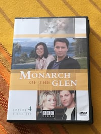Monarch of the Glen Series 4 DVD set