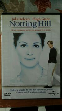 Estuche de DVD Notting Hill