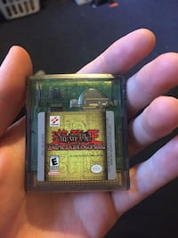 Yu-Gi-Oh dark duel stories Game Boy case Kamloops, V2B 4L4
