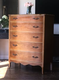 Delivery - antique French dresser (Malcolm) Toronto, M9B 5Y7