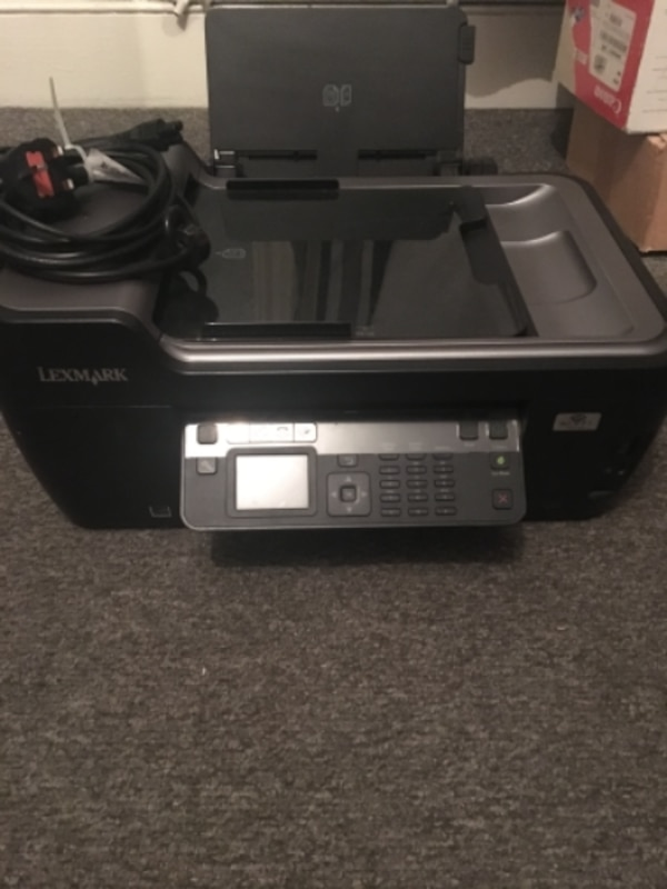 Inkjet Lexmark printer