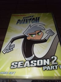 Danny phantom season 2 part 1 dvd Binghamton, 13905