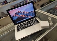 "Apple MacBook Pro 13.3"" Laptop LED Intel i5  2.5GHz 4GB 500GB - MD101LLA Silver Spring, 20910"