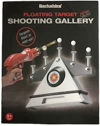 Floating Target Shooting Gallery NEW