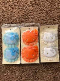 Four assorted color of iphone cases Dallas, 75241