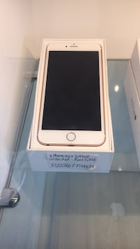 Gold iPhone 6s with box 531 mi
