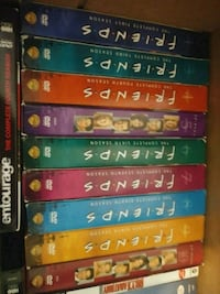 Friends DVD's - All Great Condition Mission, 78574