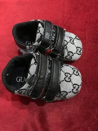 Gucci baby shoes  Burnaby, V3N 2S4