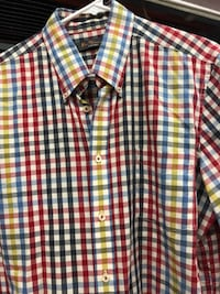 Large Ben Sherman checkered shirt Vancouver, V6H 1K1