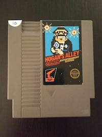 Hogan's Alley for Nintendo NES  Vaughan, L4L