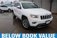 2015 Jeep Grand Cherokee Limited Provo