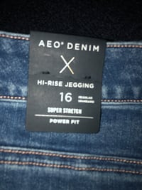 American Eagle high rise Jeggings, never worn Fort Myers, 33967
